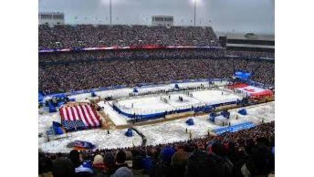 NHL's Winter Classic has strong Las Vegas connection