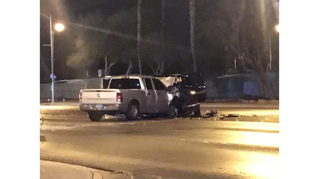 North Las Vegas Police investigating fatal crash