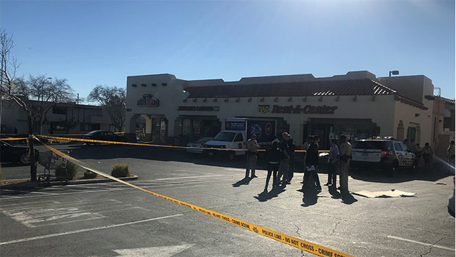 UPDATE: Woman dies after shooting at check cashing business