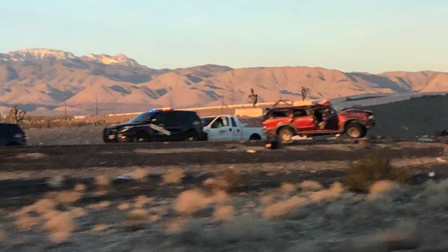 One dead, two injured in rollover crash on US 95