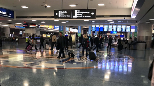 Indianapolis Airport Sets Passenger Record During 2017
