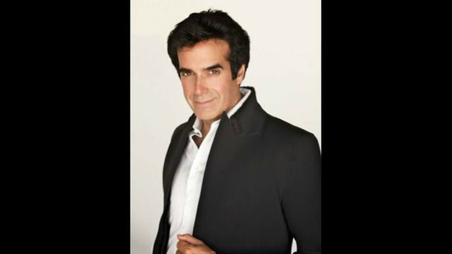David Copperfield accused of drugging and sexually assaulting former teen model