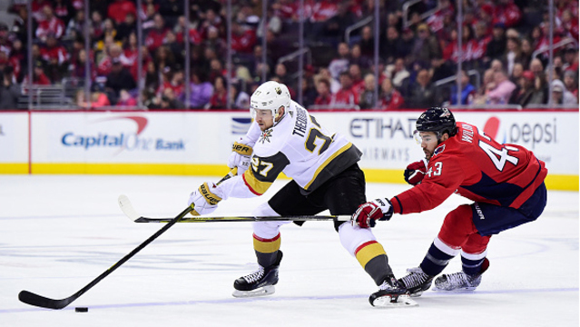 Golden Knights rally past Capitals — Sunday's National Hockey League roundup