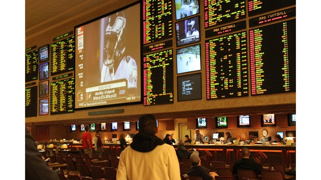 Nevada sportsbooks process record $158.6m in bets on Super Bowl LII