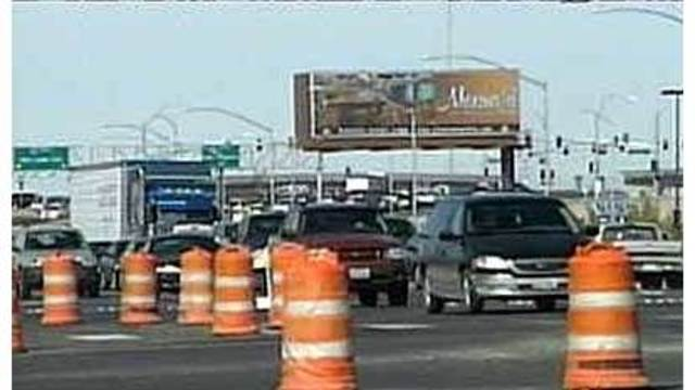 Southbound I-15 exit to Craig Rd. closed Feb. 9 - 12