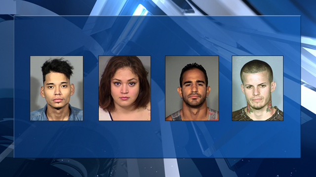 Five plead guilty in staged-car accident schemes