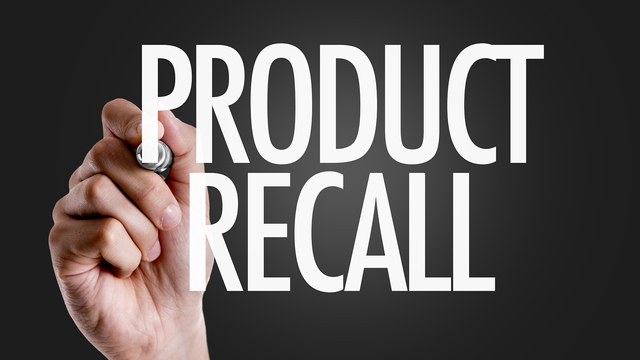 Almost 600000 pacifiers recalled due to potential choking hazard
