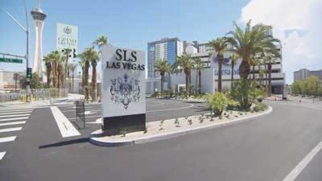The W Hotel Coming To Sls Las Vegas