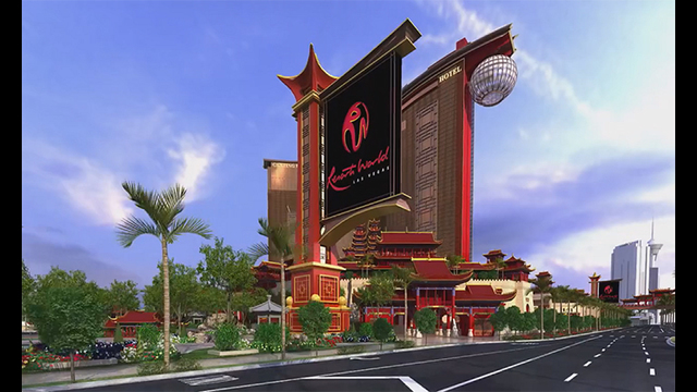 new casino resort in las vegas