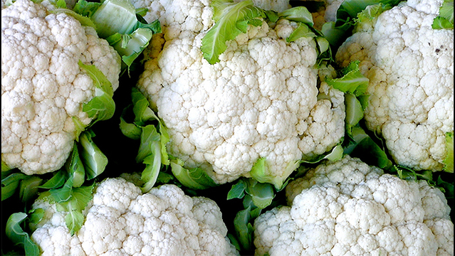 RECALL: Cauliflower, red and green lettuce