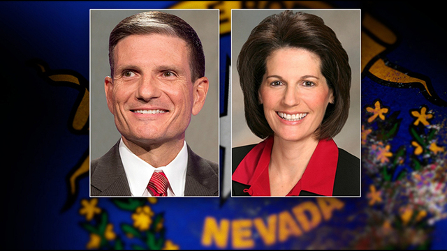 #NVElection: 8 News NOW poll shows Cortez Masto with slight lead over Heck