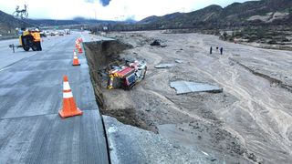 $3 million emergency repairs to begin on I-15 at Cajon Pass