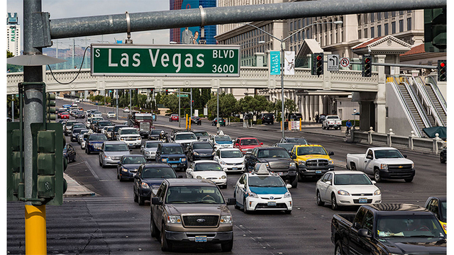 Traffic Las Vegas >> Heavy Traffic Expected For July 4 Holiday