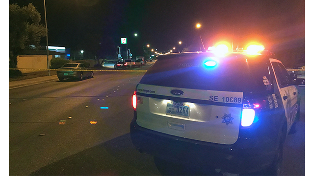 Neighbors recount frightening shooting at nearby store