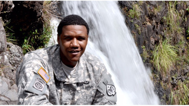 Charleston Hartfield: Nevada Guardsman among 58 victims