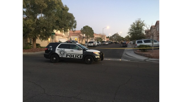 Homicide, kidnapping near Desert Inn and Hualapai
