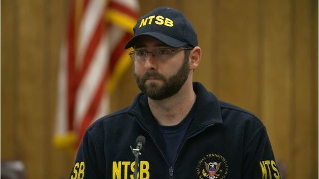 NTSB holds news conference about deadly helicopter crash at Grand Canyon