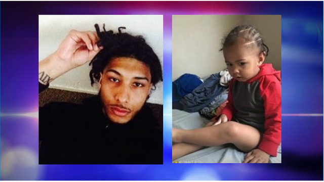 Police search for endangered child, shooting suspect