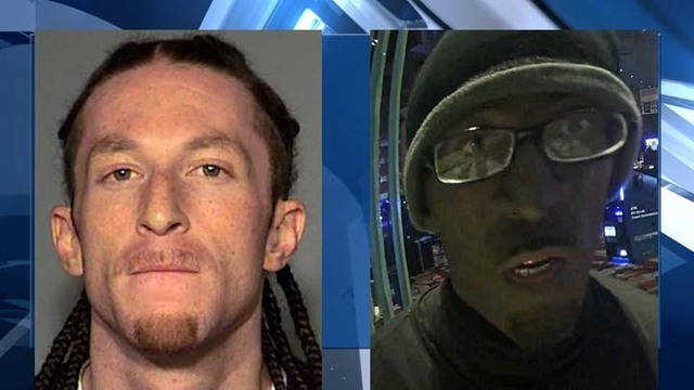 Man who disguised self as black man charged in New York-New York robbery