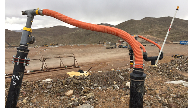 Trash being turned into electricity for NV Energy customers