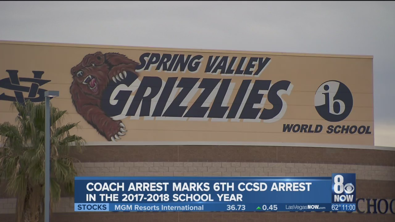 Former Cheerleading Coach Arrested For Lewdness With Students
