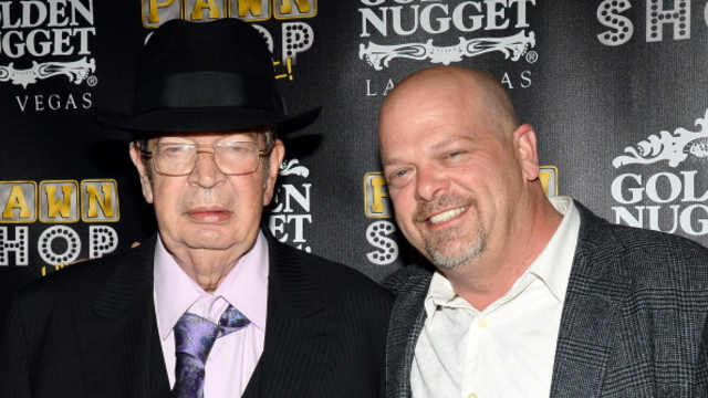 Public viewing announced for Richard Harrison, 'The Old Man' of 'Pawn Stars'