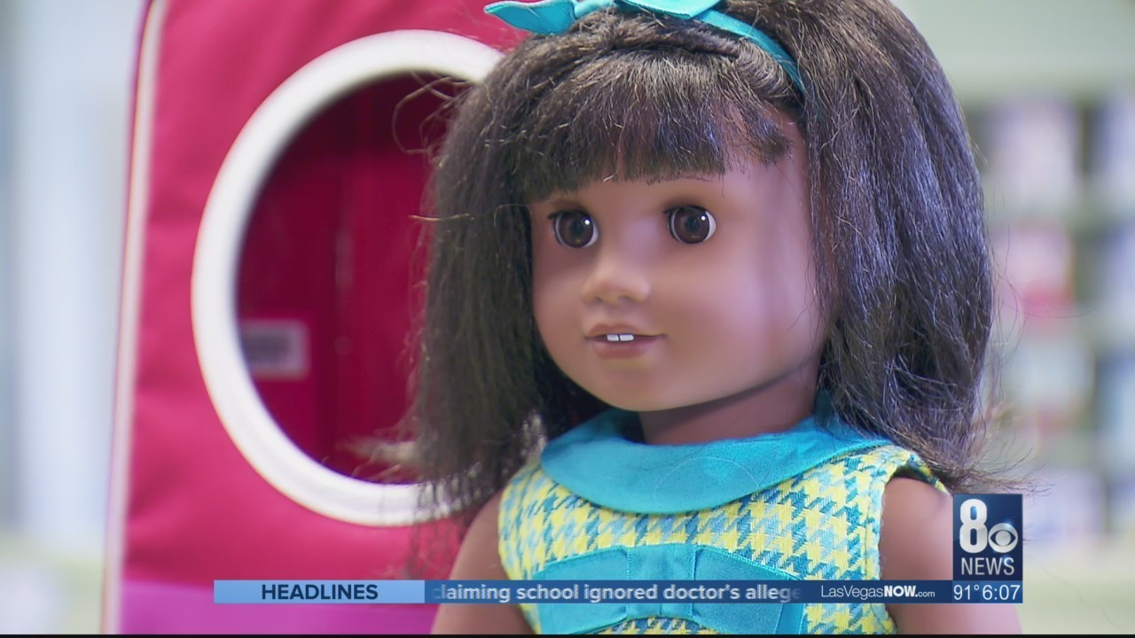 american girl dolls available at clark county libraries to check out