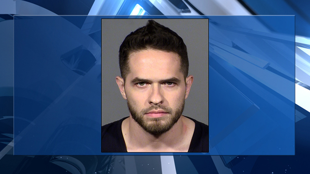 Security guard charged with murder in shooting near the Strip