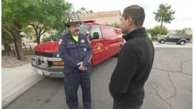 Las Vegas firefighters talk potential for increased electrical fires