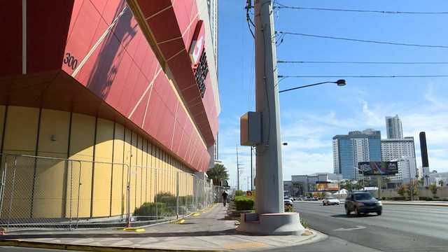 Lucky Dragon hotel sold for $35M at auction
