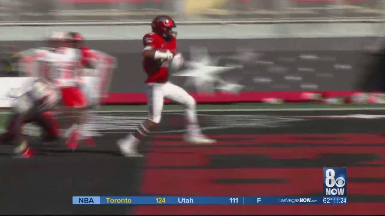 Despite Slide Unlv Football Fights To Stay The Course