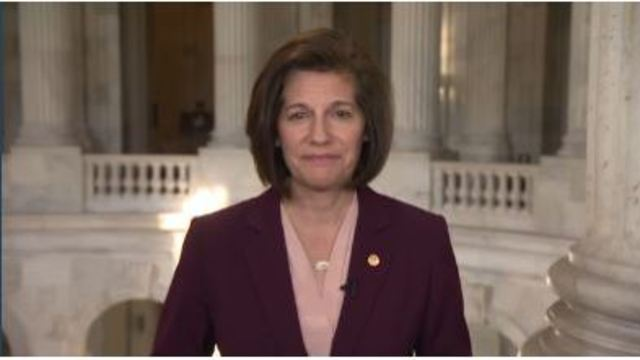 Cortez Masto to donate salary since federal employees won't get paid during government shutdown