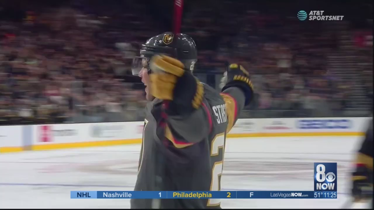 Vegas Fleury Now 8th All Time After 4 2 Win Over Islanders