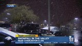 Heavy snowfall blankets parts of the western valley