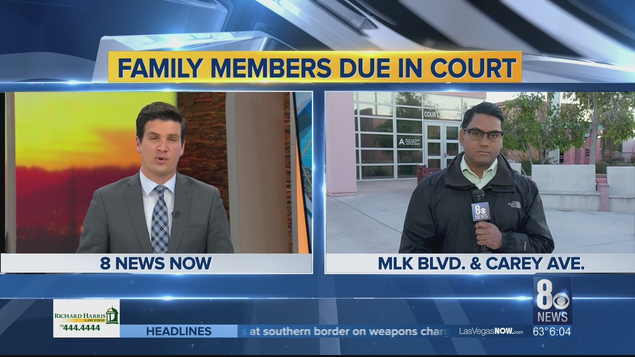 News 8 Now >> 8 News Now Good Day Morning Court Update