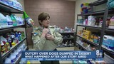 Outcry over dog dumping: Community steps up to donate to Boulder City Animal Shelter